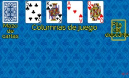 Como jugar a Aces Up y Reglas de Aces Up en Solitaire Collection
